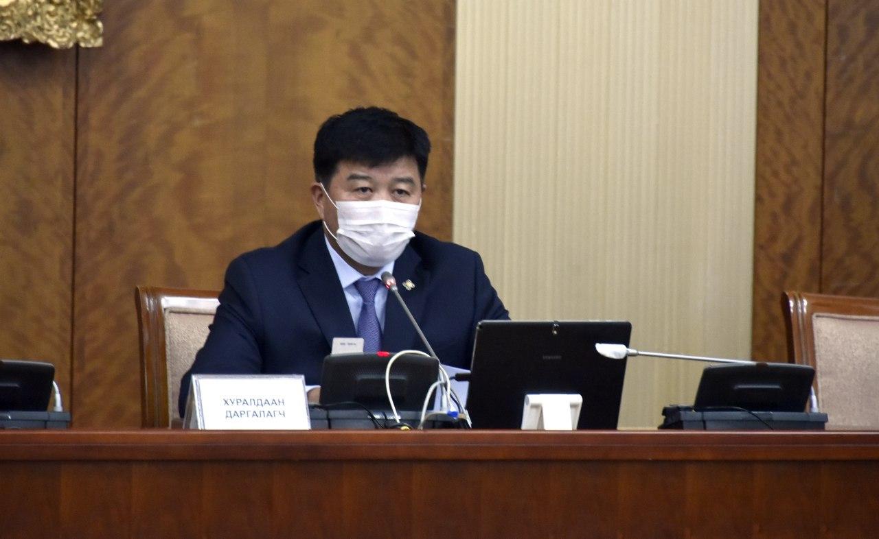 """""""Монгол Улсыг 2021-2025 онд хөгжүүлэх таван жилийн үндсэн чиглэлийг батлах тухай"""" тогтоолын төслийн анхны хэлэлцүүлгийг хийлээ"""