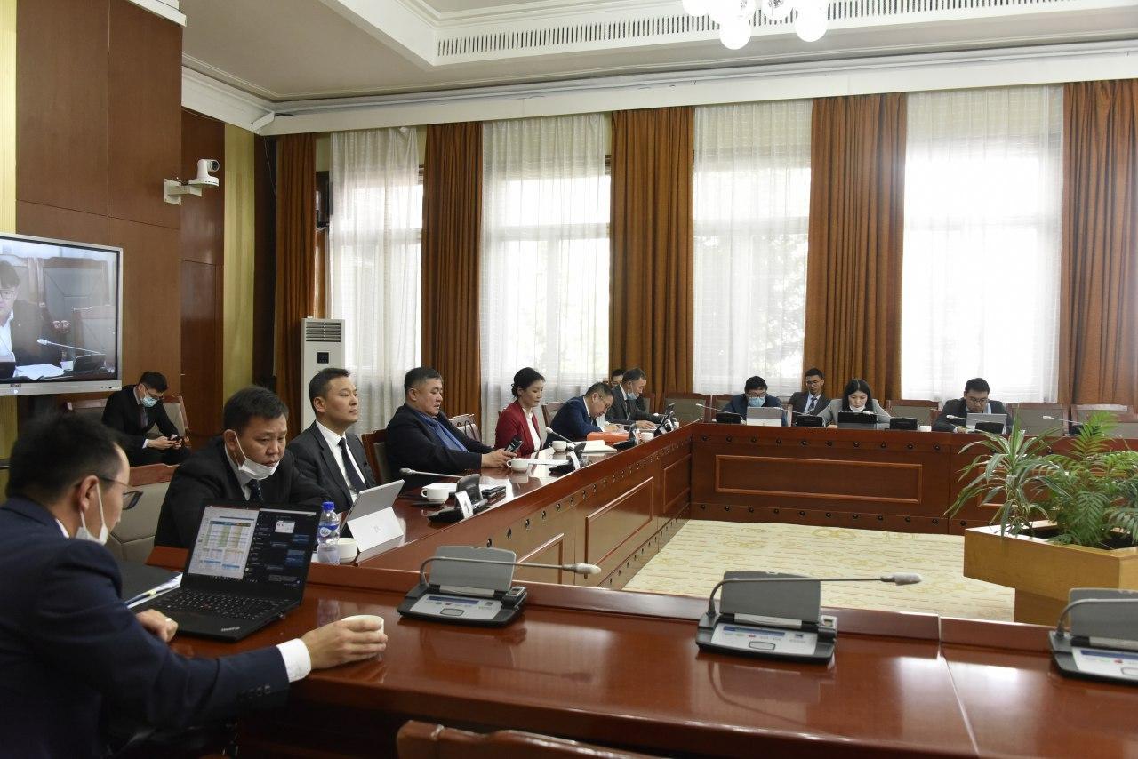 Монгол Улсын нэгдсэн төсвийн 2021 оны төсвийн хүрээний мэдэгдлийн хэлэлцлээ