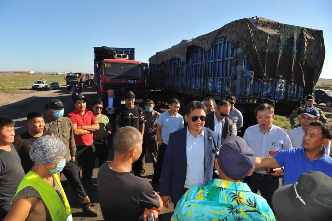У.Хүрэлсүх:Тавантолгой-Гашуунсухайт чиглэлийн төмөр зам ашиглалтад орсон ч автозамын нүүрс тээвэрлэлтийг бууруулахгүй