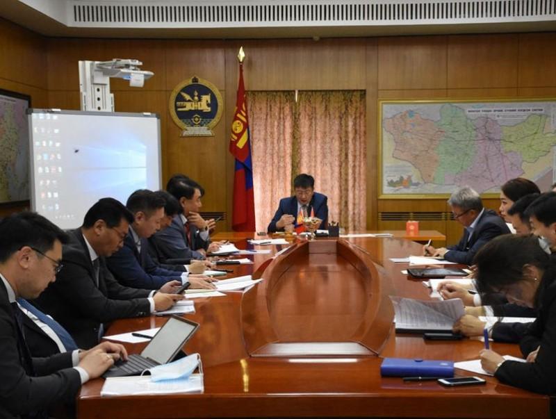 Газрын шинэтгэлийн үндэсний хорооны IV хурал боллоо