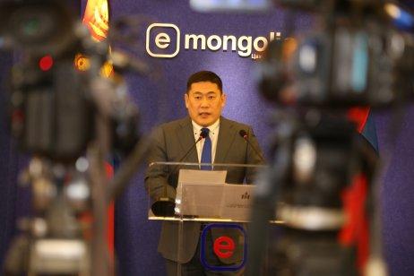 E-Mongolia: 210 төрийн үйлчилгээг таван минутанд авна