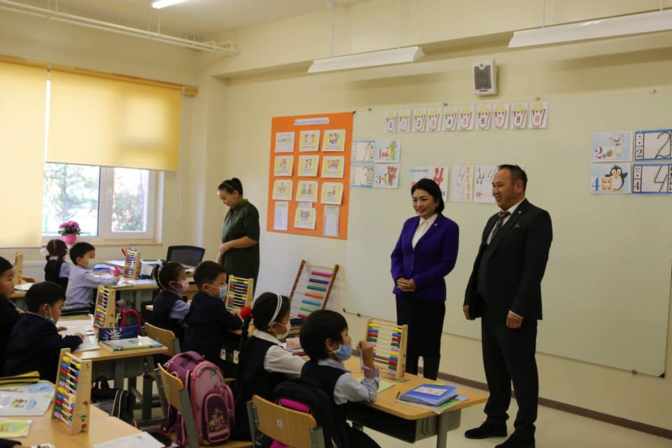 Хөгжлийн бэрхшээлтэй хүүхдийн сурах орчин бүрдүүлсэн жишиг сургууль ашиглалтад орлоо