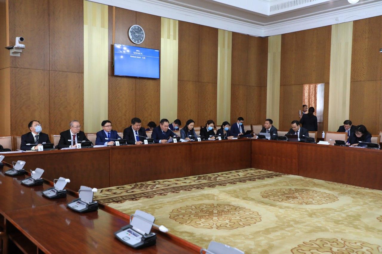 ТББХ: Монгол Улсын 2021 оны төсөвт дараах асуудлуудыг шийдвэрлэлээ