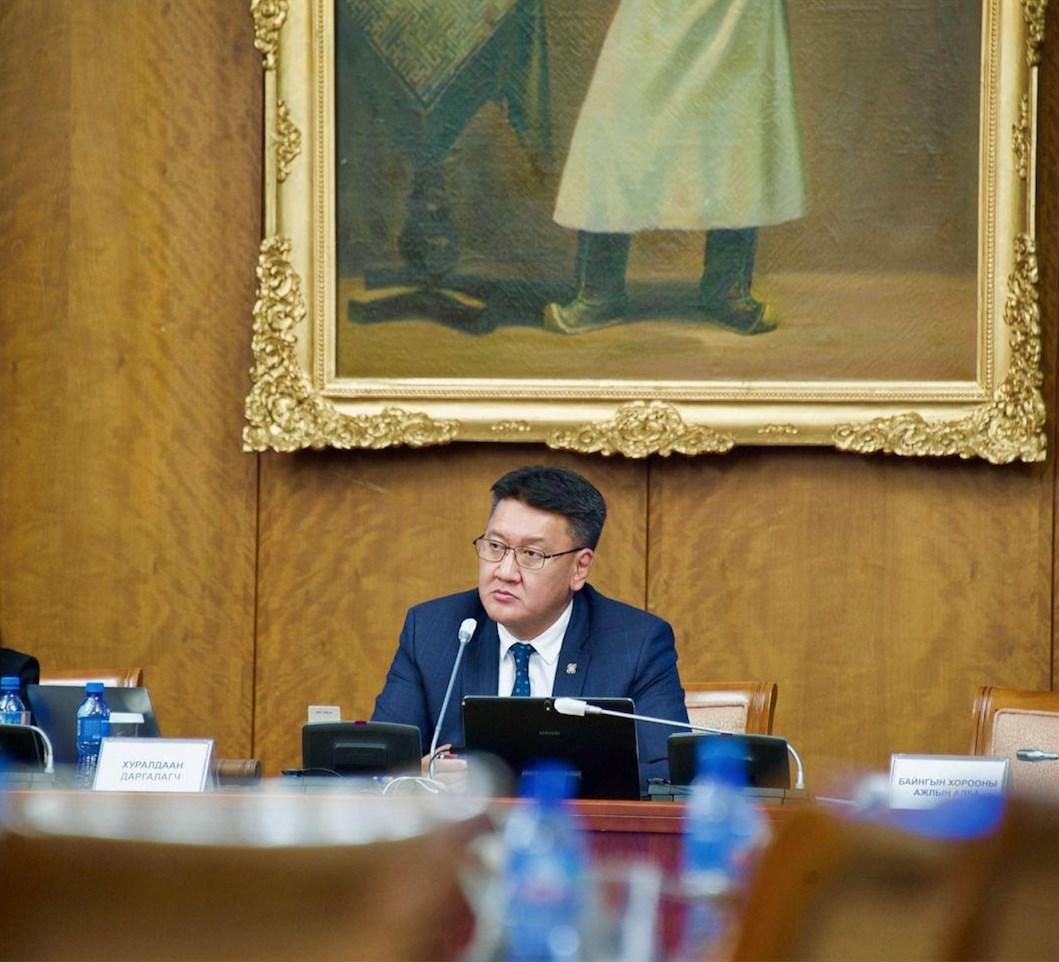 Монгол Улсын 2021 оны төсвийн тухай хуулийн төслүүдтэй хамт өргөн мэдүүлсэн хуулийн төслүүдийн анхны хэлэлцүүлгийг хийлээ