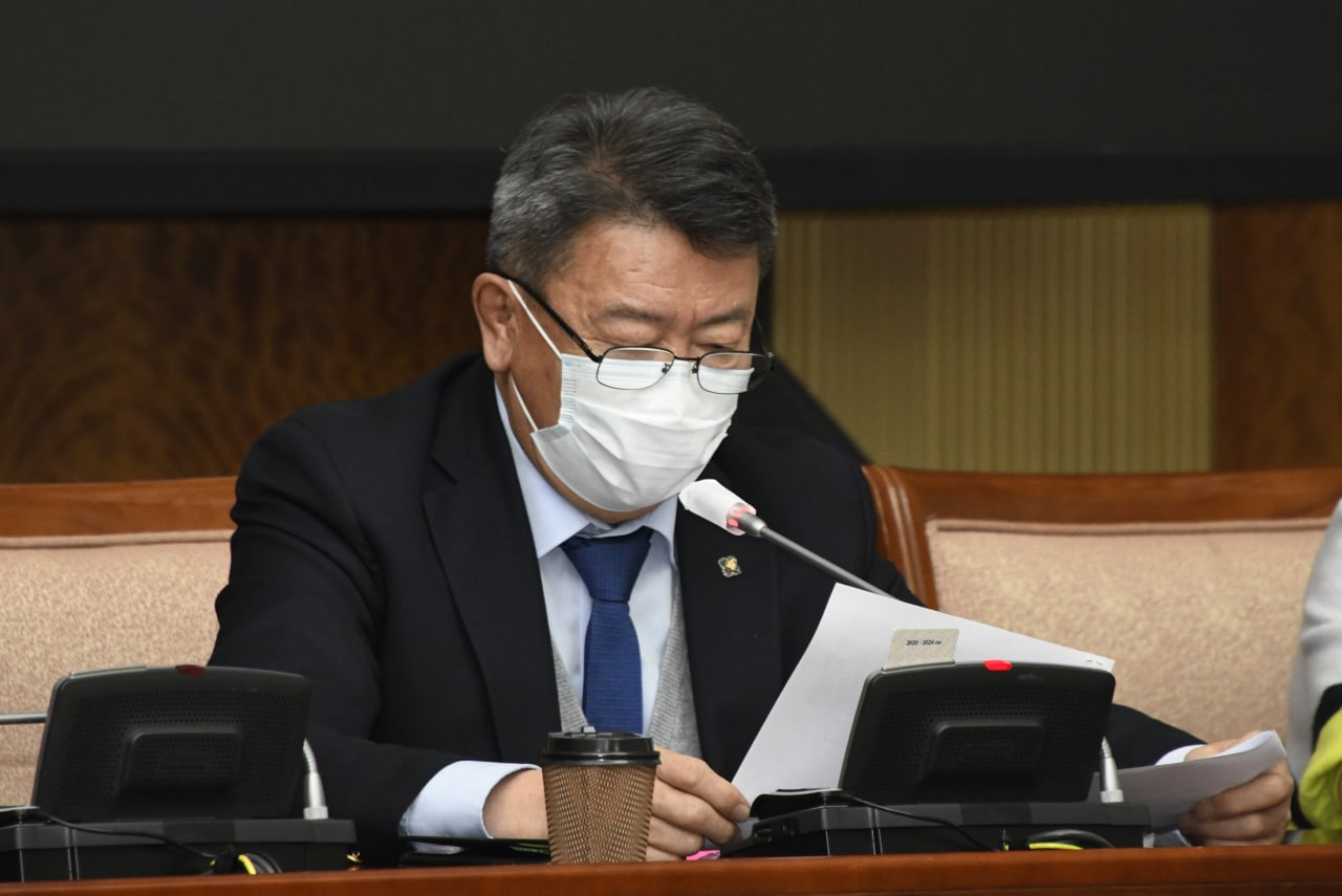 ТББХ: Монгол Улсын Ерөнхийлөгчийн сонгуулийн тухай хуулийн төслийн анхны хэлэлцүүлгийг хийв