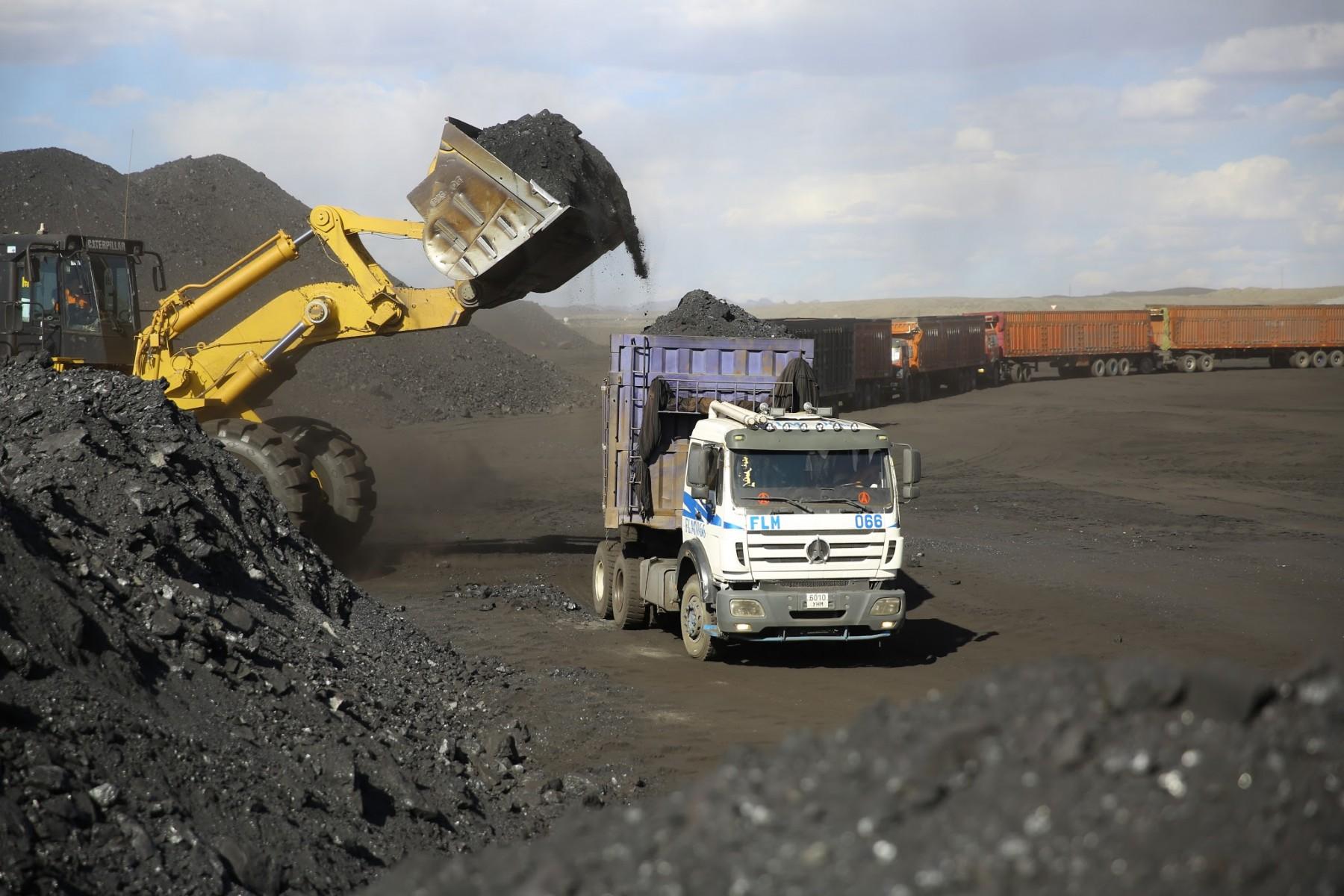 Монгол улс 2020 онд 28.5 сая тонн нүүрс экспортолсон байна