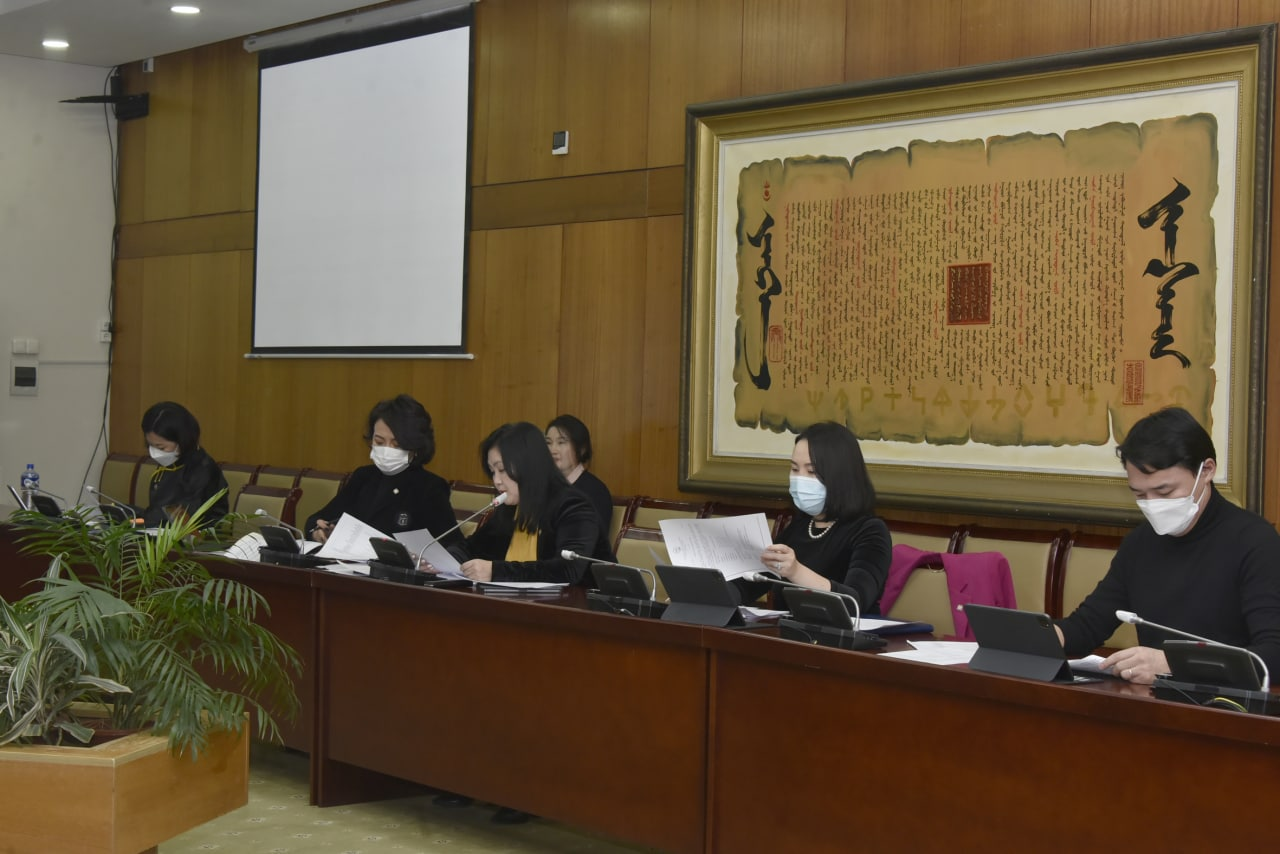 Соёлын тухай хуулийн шинэчилсэн найруулгын төслийг бэлтгэх Ажлын хэсэг хуралдлаа