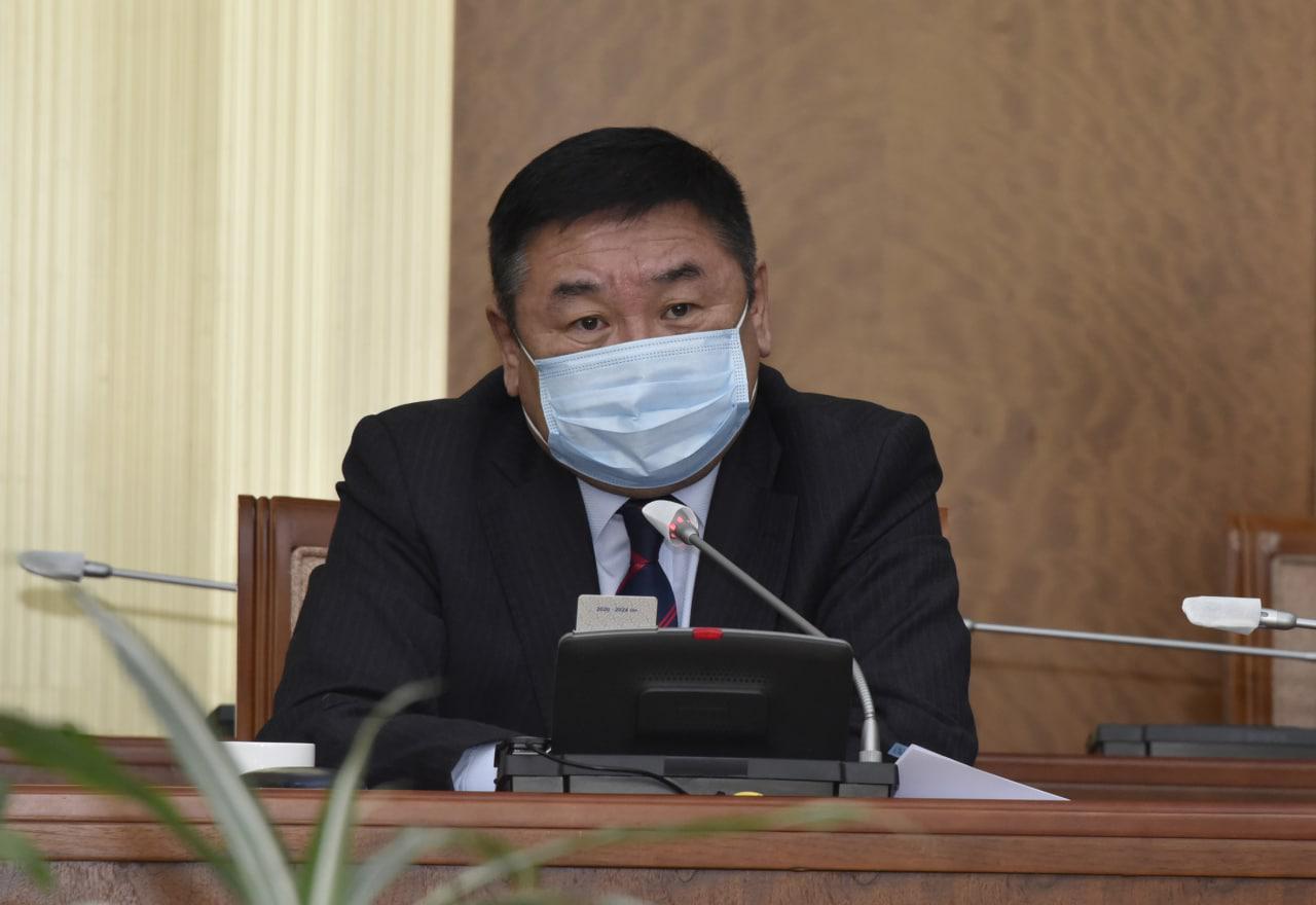 Монгол Улсын Их Хурлын тухай хуульд өөрчлөлт оруулах тухай хуулийн төслийн хэлэлцэхийг дэмжлээ
