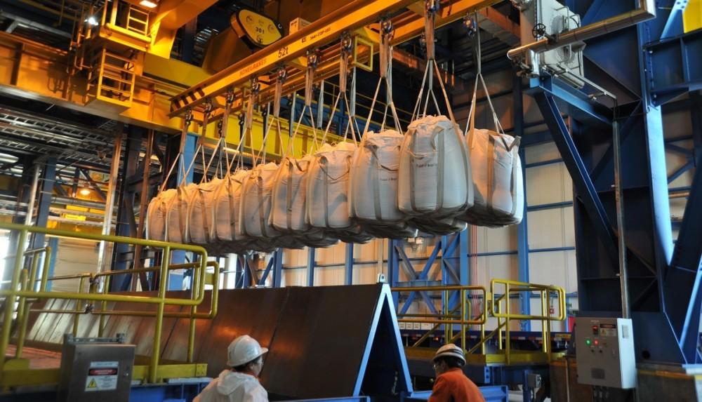 Өнгөрсөн сард зэсийн баяжмалын экспорт 109.6 мянган тонн болж жилийн өмнөхөөс 7.8 хувиар өссөн