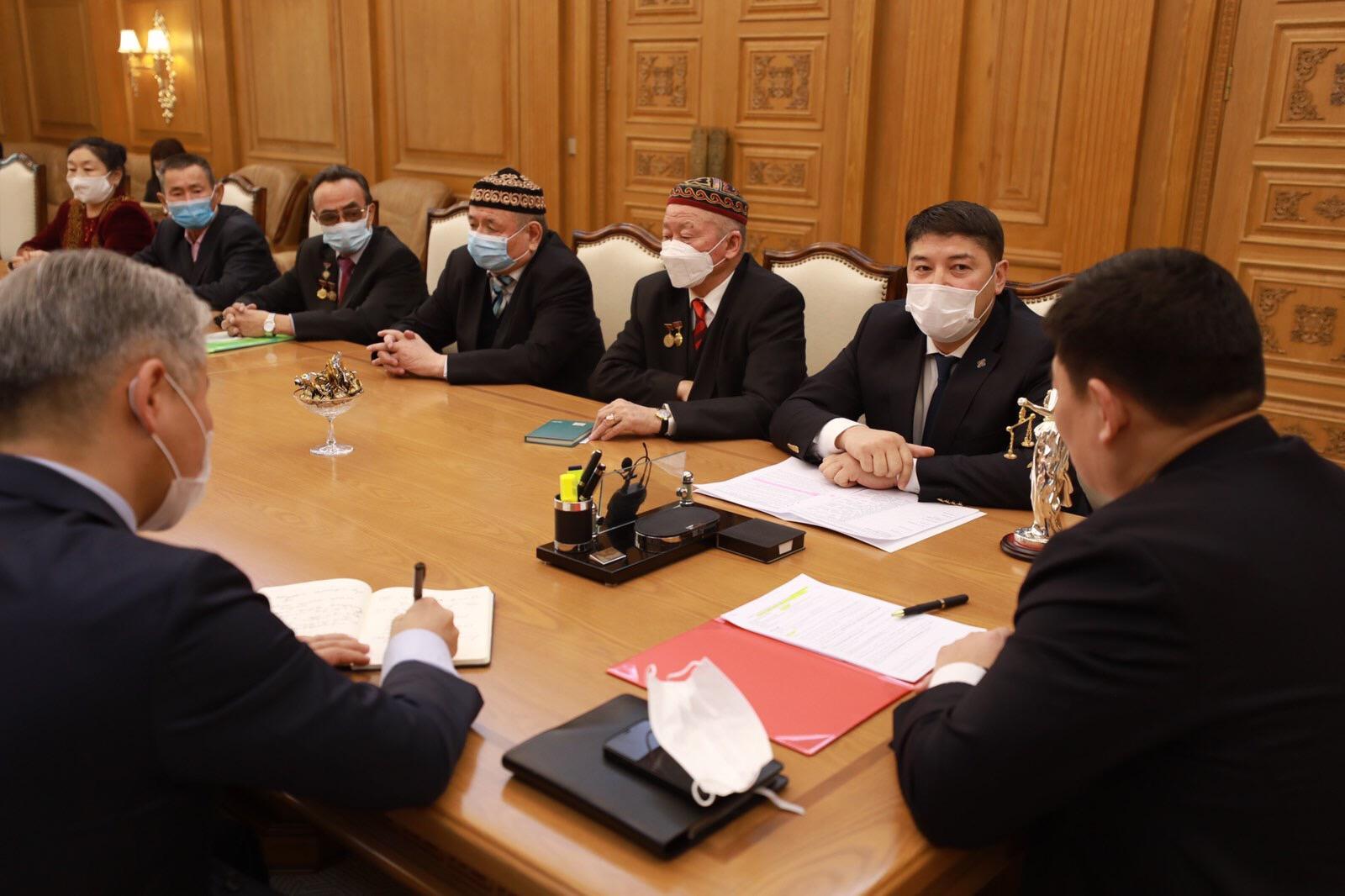Ерөнхий сайд Казах түмэнд Наурызын баярын мэндчилгээ дэвшүүлэв