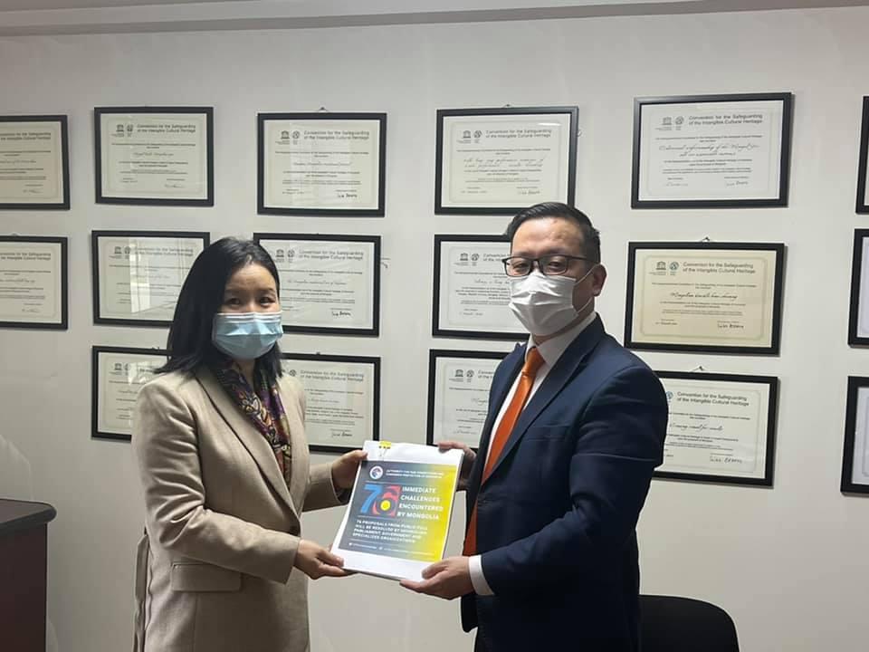 Б.Бат-Эрдэнэ: Монгол улсад хэрэглэгчийн өмнө тулгамдсан 76 асуудлыг танилцууллаа