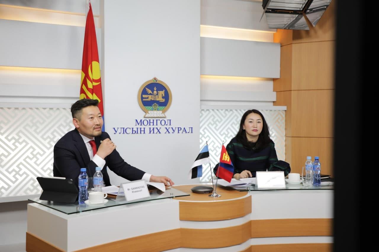 Энэ онд Монгол, Эстонийн хооронд дипломат харилцаа тогтоосны 30 жилийн ой тохиож байна