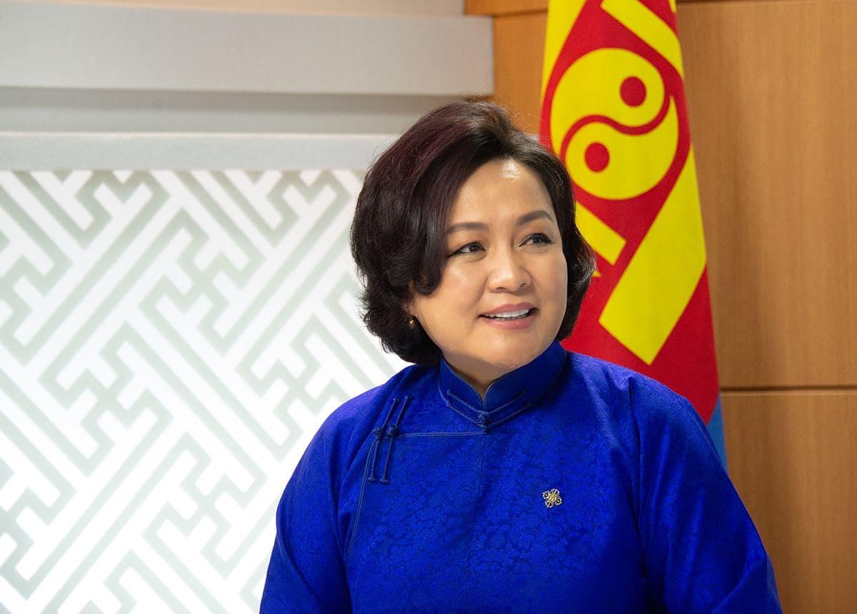 УИХ-ын гишүүн Б.Жаргалмаа ОУПХ-ны Залуу парламентчдын форумд Монголын парламентыг төлөөлөв
