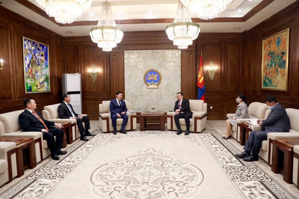 Монгол хүний удмын сангийн аюулгүй байдлыг хамгаалах, хүн амын өсөлтийг дэмжих арга хэмжээний тухай тогтоолын төсөл өргөн барилаа