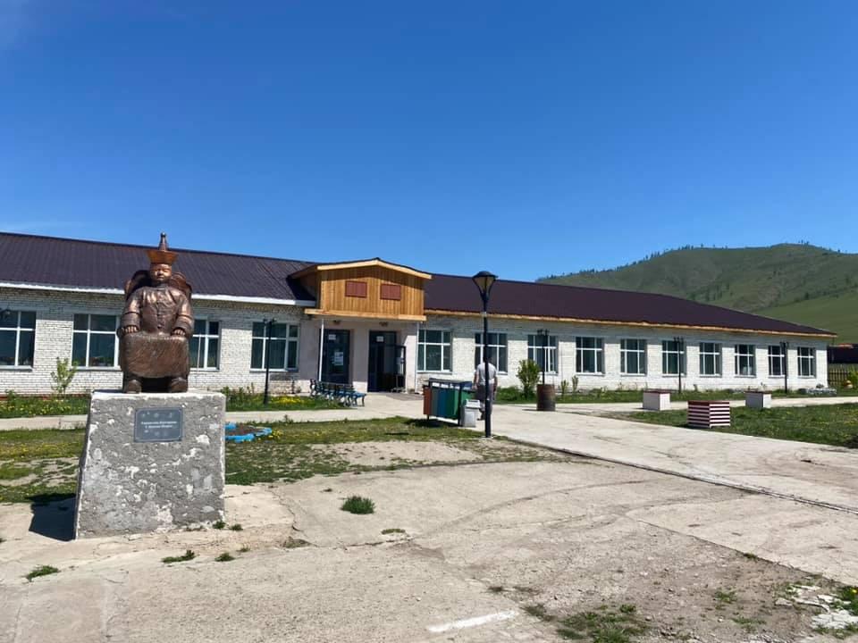 Түнхэл тосгоны сургуулийн их засвар 80%-ийн гүйцэтгэлтэй байна