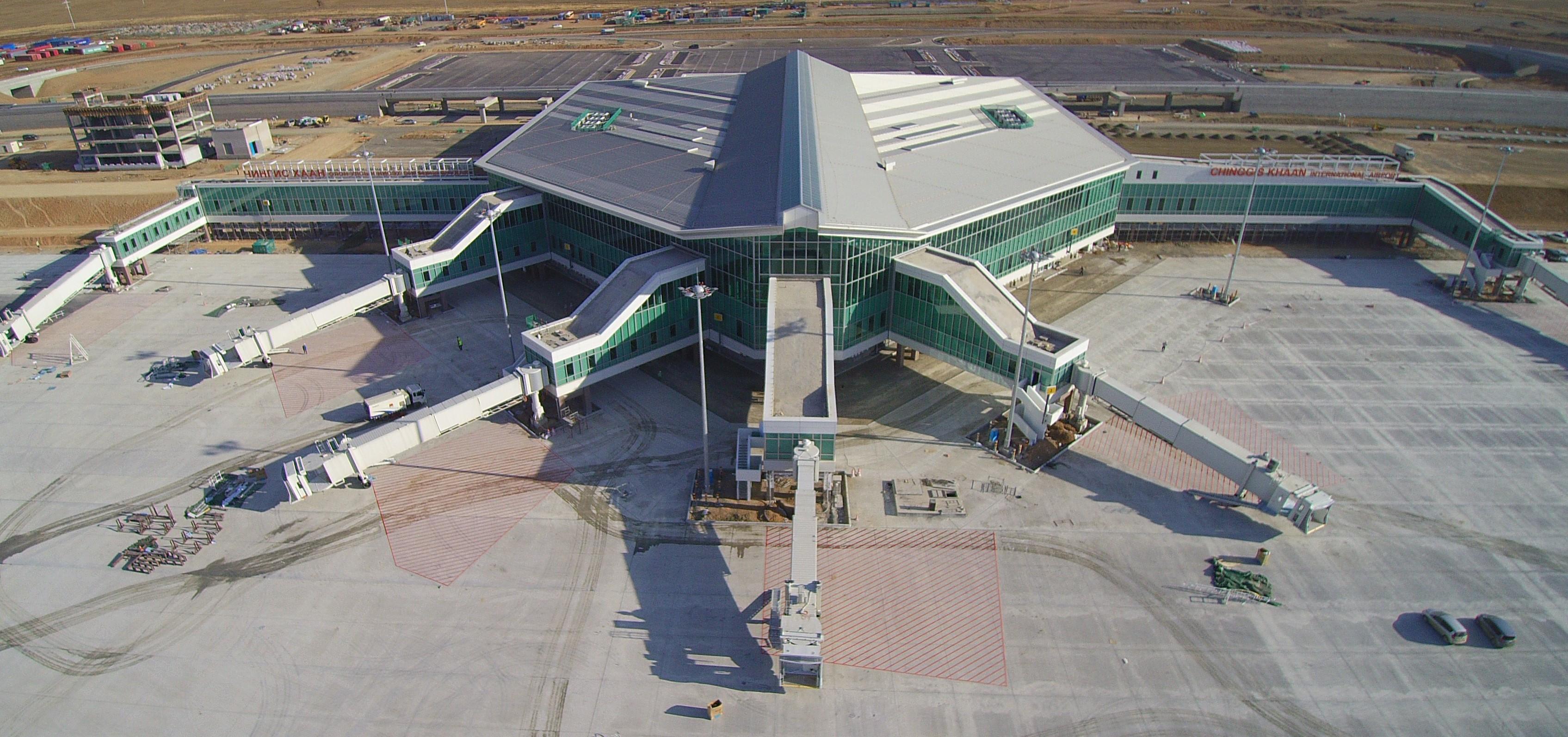 Нисэх онгоцны шинэ буудал долдугаар сарын дөрвөнд үйл ажиллагаагаа эхлүүлнэ