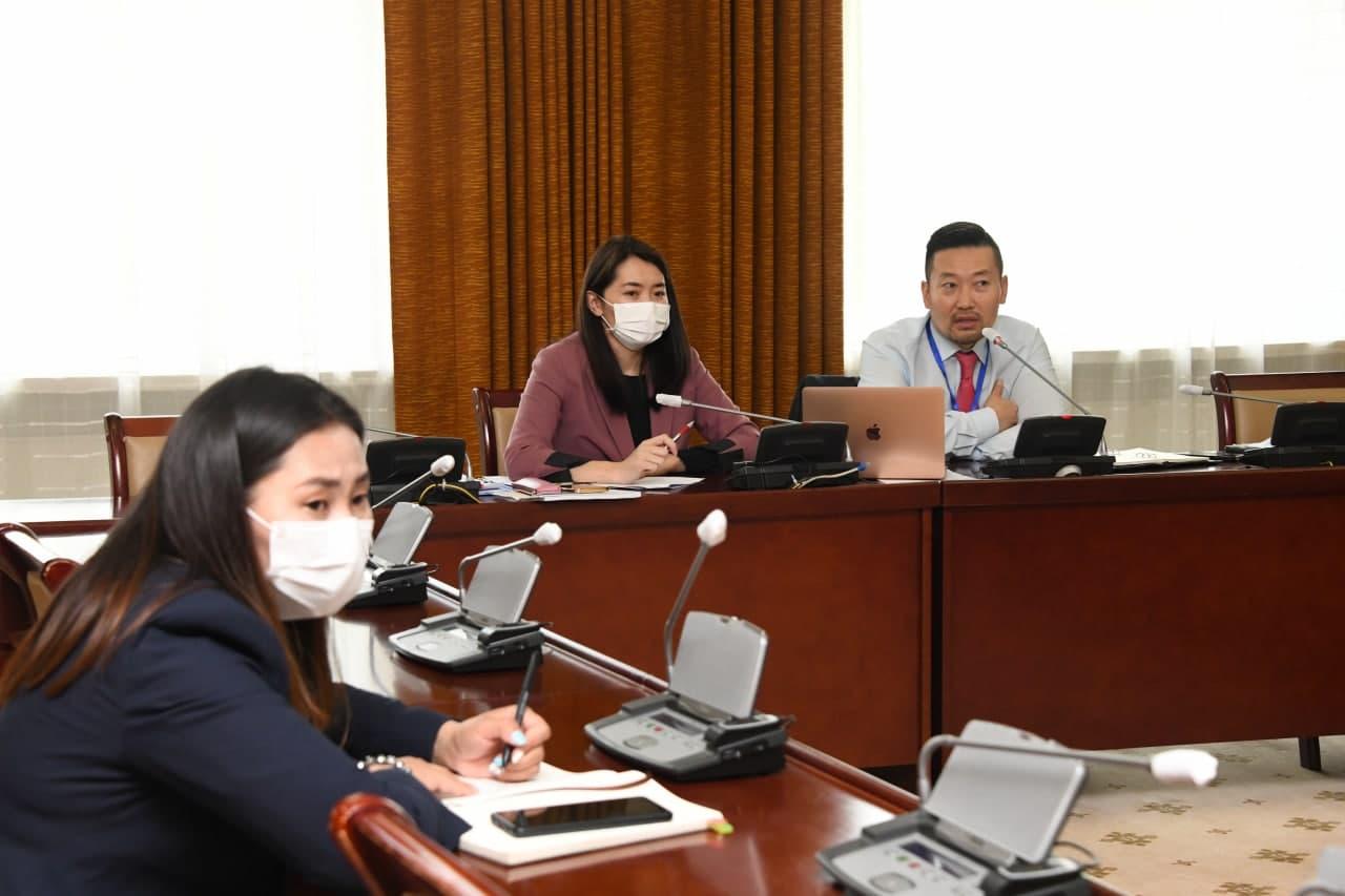 Монголын хуульчдын холбоотой хамтран Зөвшөөрлийн тухай хуулийн нэгтгэсэн төслийн хэлэлцүүлгийг зохион байгууллаа