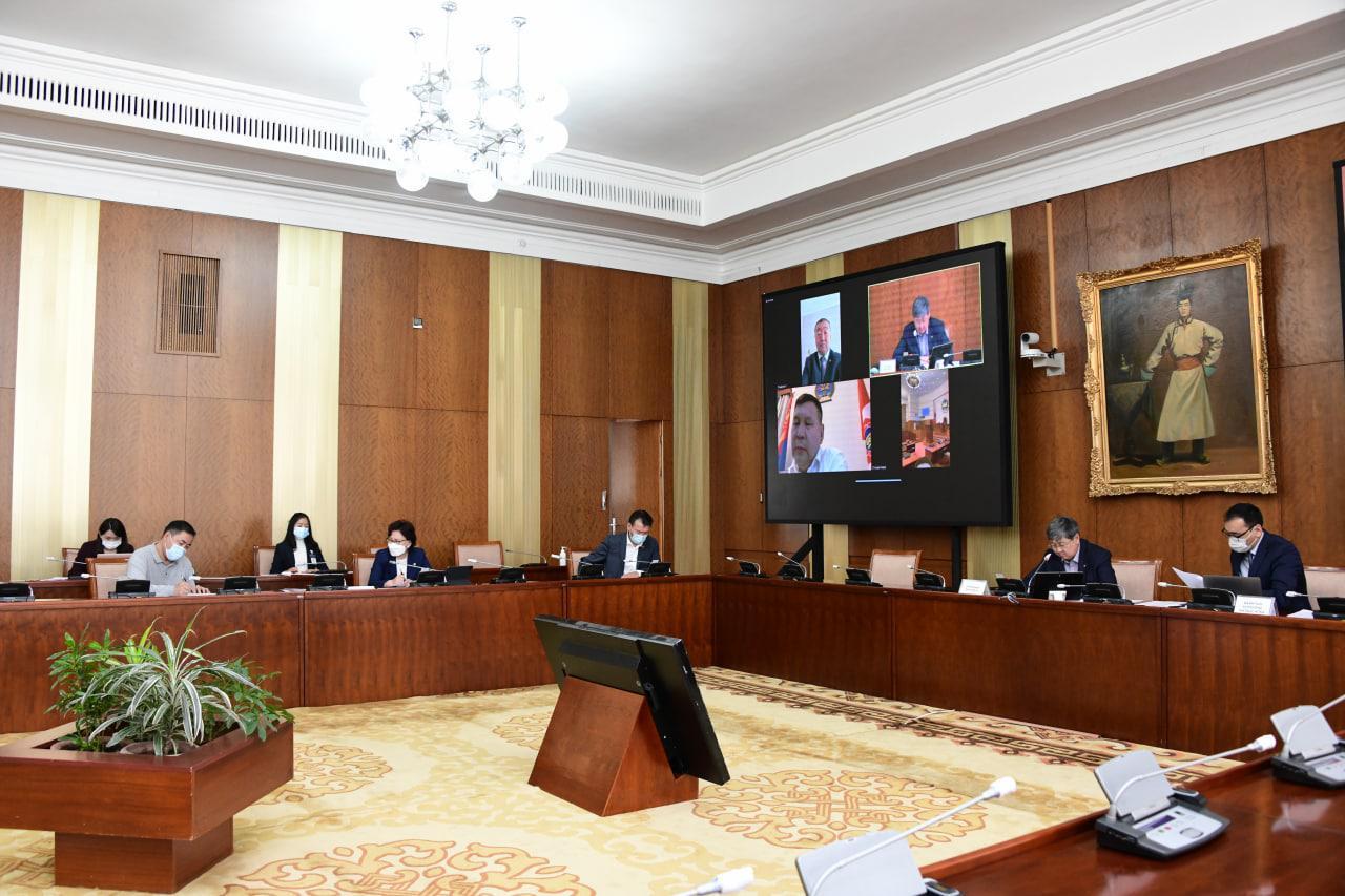 Монгол Улсын 2021 оны төсвийн тодотголын гурав дахь хэлэлцүүлгийг хийв