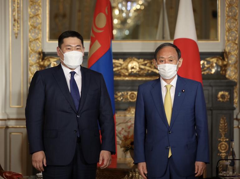 Ерөнхий сайд Л.Оюун-Эрдэнийн Япон Улсад хийсэн ажлын айлчлал өндөрлөв