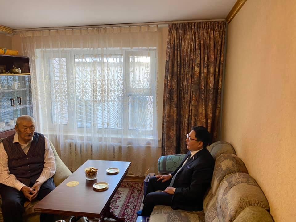Монгол улсад улс төрийн хэлмэгдүүлэлт нь нийгмийн бүхий л давхарга, олон түмнийг нийтээр нь хамарсан