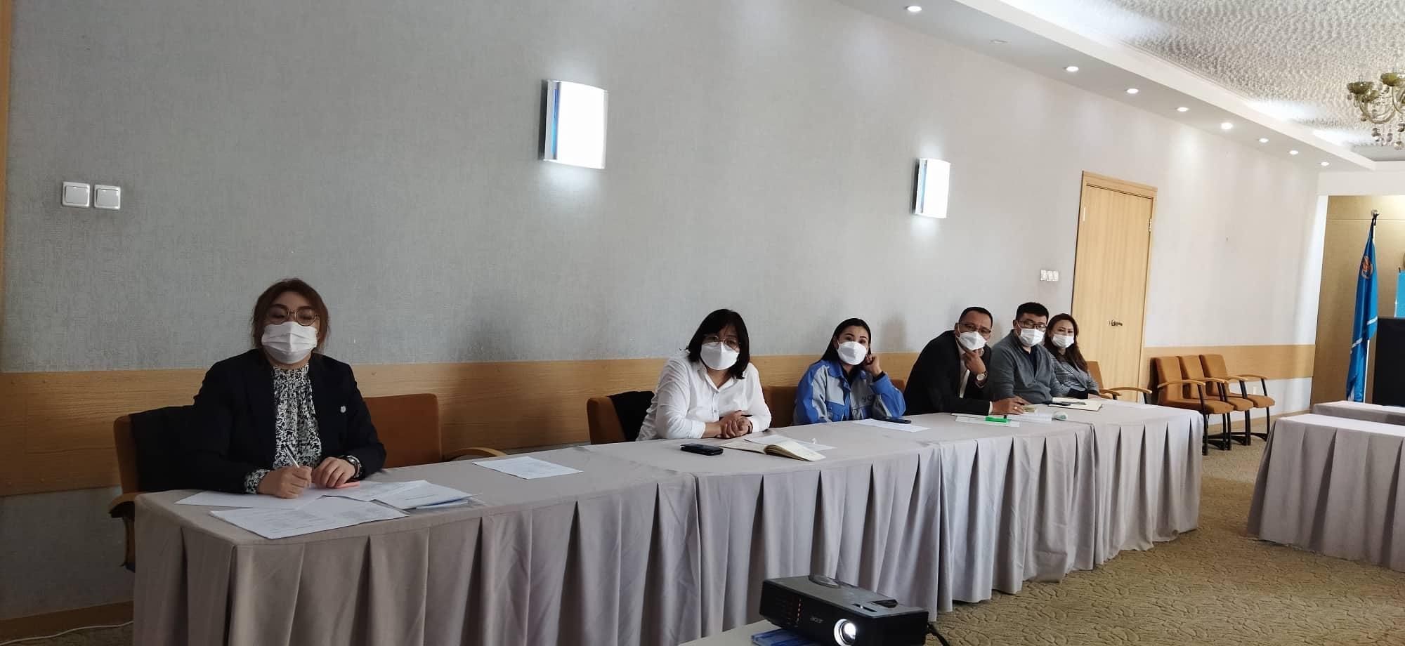 УСУГ-ын удирдах ажилтнууд шинэ хуулийн талаар мэдээлэл авлаа