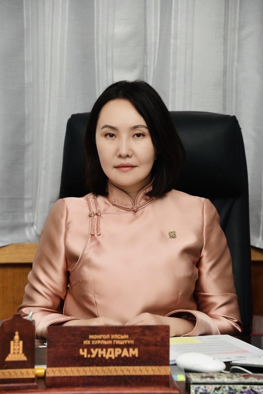 Ч.Ундрам: Монгол Улс хүний эрхийг дээдэлсэн боловсролын салбартай болох шаардлагатай